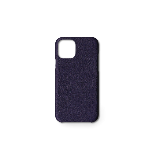 iPhone 11 Pro Carbon Case<br>French Goat<br>Dark Purple