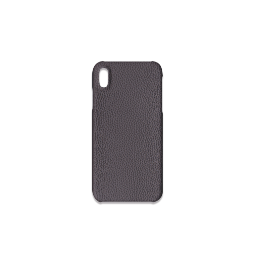 iPhone XS Max Case<br>French Crisp Calf<br>Titanium