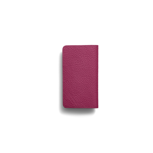 iPhone 11 Pro Max Combo Case<br>German Shrunken Calf×Lamb<br>Indian Pink×Pale Pink