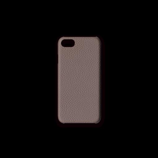 iPhone 8 Case(7も装着可)<br>German Shrunken Calf<br>Tortora