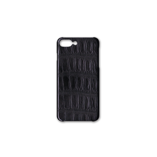 iPhone 7Plus&8Plus Case<br>Mississippi Alligator<br>Black