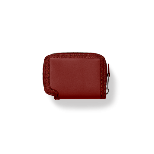 TT3 Coin Case/CFR<br>Soft Calf (×Shrink Calf Frame)<br>Red