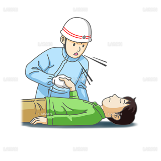 救急搬送2(/5)(Mサイズ)