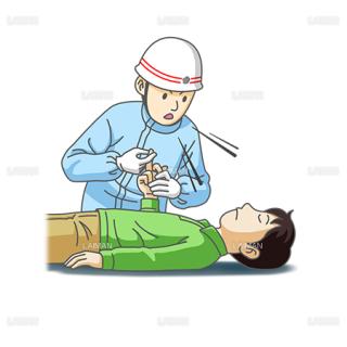 救急搬送3(/5)(Mサイズ)