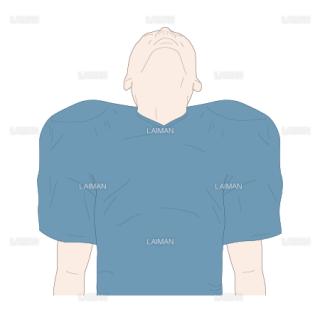 可動域訓練 頸椎伸展(Sサイズ)