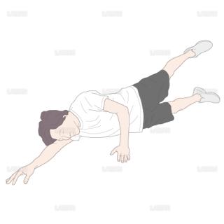 股関節周囲筋群の強化(Sサイズ)