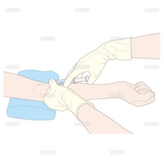 静脈内注射(Mサイズ)