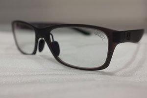 TALEX モアイグレー Flat13-MatGray 見やすい夜間運転用眼鏡(店頭でご確認ください)