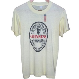 GUINNESS 両面プリントTシャツ ギネス - 101015