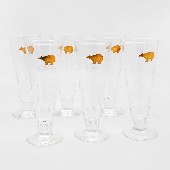 湘南ビール ピルスナーグラス 6個
