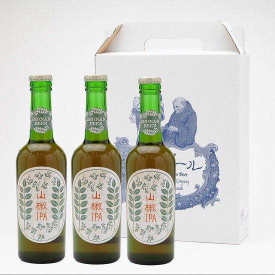 山椒IPA(3本セット)