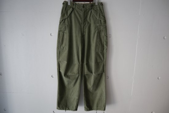 50's US.Army M-1951 Field Pants Size:S-L