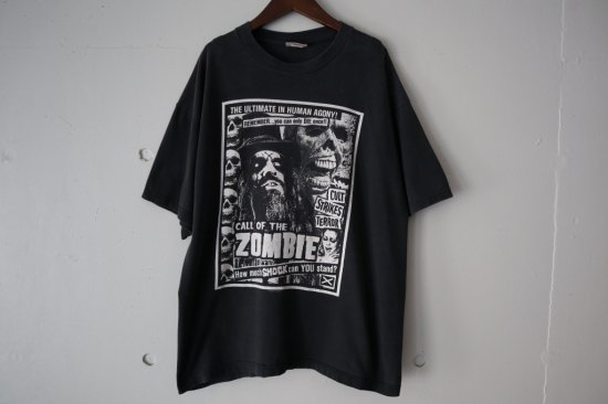 90's Rob Zombie T-shirts