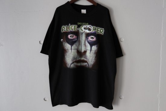 "90's ALICE COOPER ""FROM THE INSIDE"" T-Shirts Size:XL"