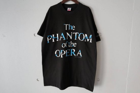 90's The PHANTOM of The OPERA T-Shirts Size:XL