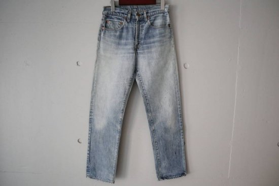 80's Levi's 505-0217 Denim Pants Size:29×29.5