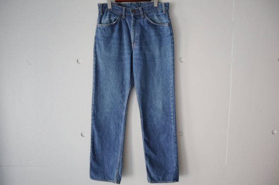 70's Levi's 519-0217 Denim Pants Size:32×30.5