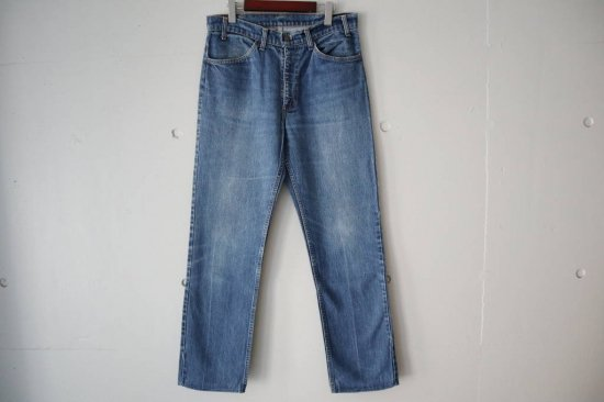 80's Levi's 519-0217 Denim Pants Size:33×31.5