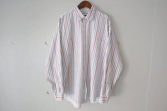 ~90's GAP Stripe L/S Shirts Size:XL