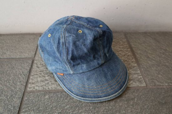 70's Levi's Denim Cap