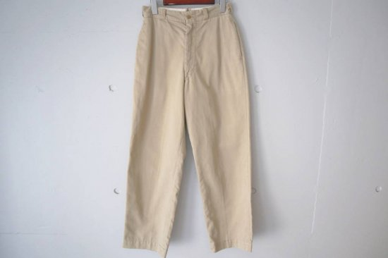 60's US.Army Chino Pants Size:28×29