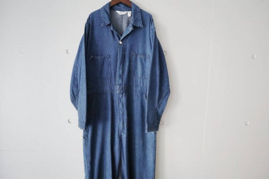 70s Madewell Denim All In One Size:42 Reg