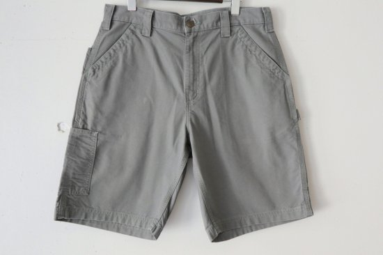 Carhartt Duck Painter Work Short Size:34