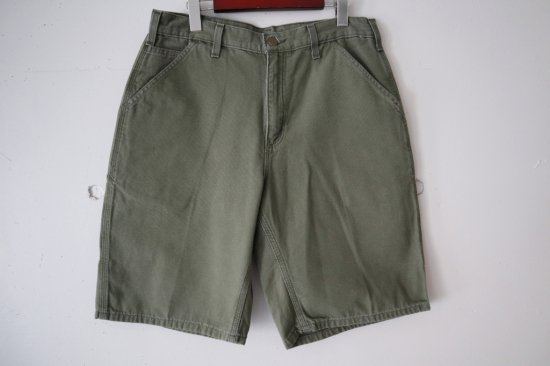 Carhartt Duck Painter Work Short Size:32