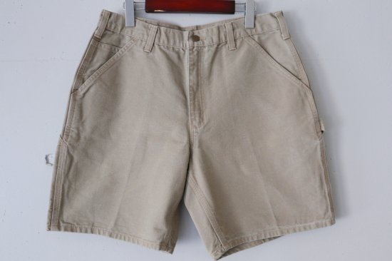 Carhartt Duck Painter Work Short Size:33