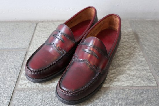 G.H.BASS & CO. WEEJUNS Penny Loafer SIZE:5 1/2 B