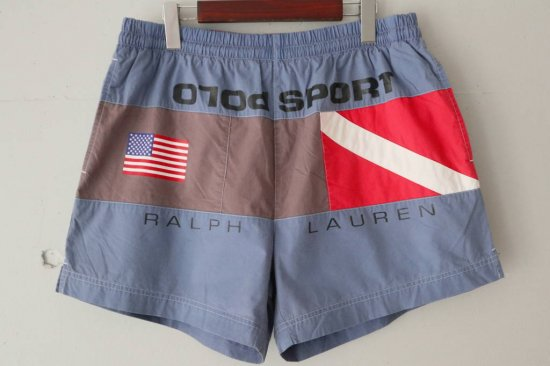 90s Polo Sport Short Pants Size:L
