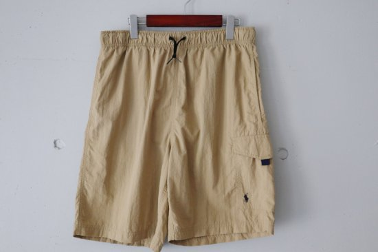 90's Polo by Ralph Lauren Nylon Swim Short Pants Size:M
