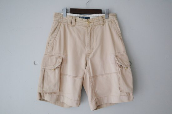 90's~Polo by Ralph Lauren Cargo Short Pants Size:30
