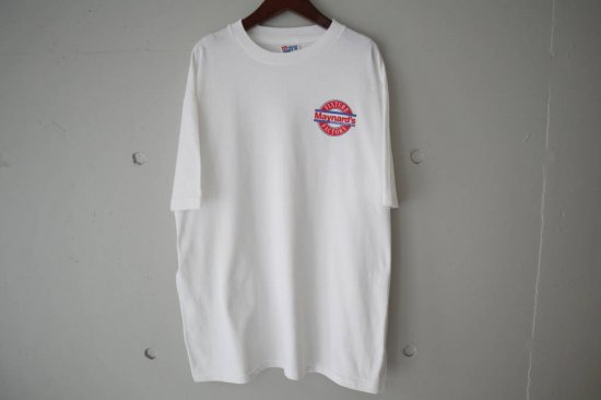 90's Maynard's Electric Supply Inc. T-shirts Size:L