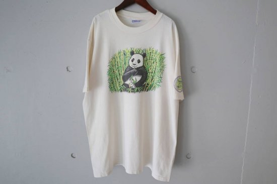90's ENDANGERED SPECIES COLLECTION T-Shirts Size:XL