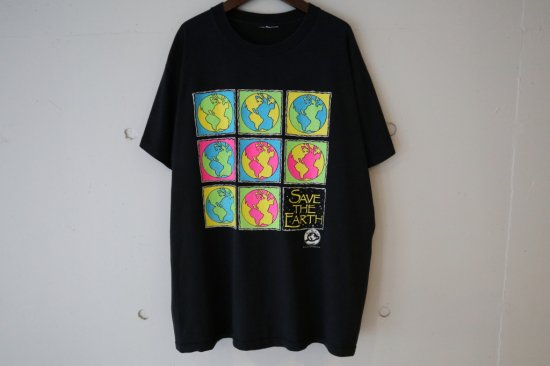 80's Save The Earth T-Shirts