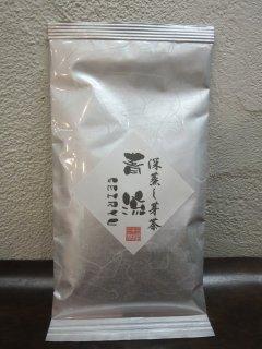 深蒸し煎茶 【青流 -seiryu-】