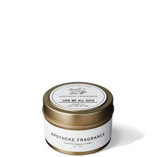 【APTHEKE FRAGRANCE】TRAVEL TIN CANDLE