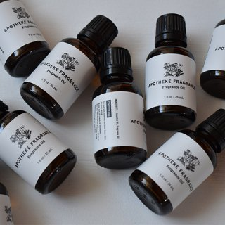 FRAGRANCE OIL     -APOTHEKE FRAGRANCE-
