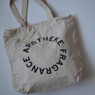 CANVAS TOTE BAG     -APOTHEKE FRAGRANCE-