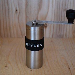 RIVERS コーヒーグラインダー グリット シルバー