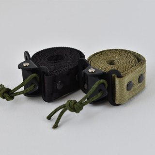 【DEAD STOCK】90's UK MILITARY SAS NYLON BELT