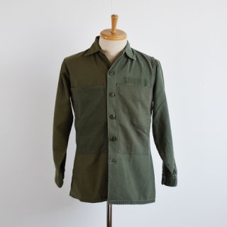 【MADE by sunny side up】US ARMY 4for1 FATIGUE PRISONER SHIRTS (B)