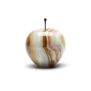 Marble Stone Apple ペーパーウェイト