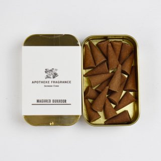 INCENSE CONE     -APOTHEKE FRAGRANCE-
