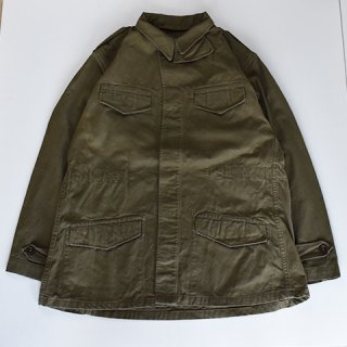 <img class='new_mark_img1' src='https://img.shop-pro.jp/img/new/icons14.gif' style='border:none;display:inline;margin:0px;padding:0px;width:auto;' />【DEAD STOCK】50's FRENCH ARMY M47 前期 FIELD JACKET