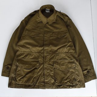 【DEAD STOCK】50's-60's  FRENCH ARMY M47 後期 FIELD JACKET