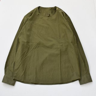 【DEAD STOCK】ROMANIAN ARMY PULLOVER SHIRTS ルーマニア軍 プルオーバーシャツ