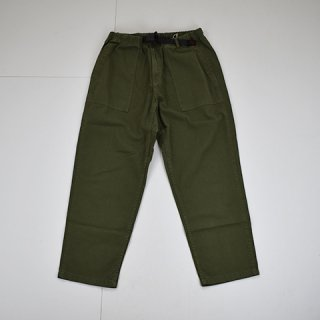 【SALE30%OFF】Gramicci LOOSE TAPERED PANTS [OLIVE] グラミチ ルーズテーパード パンツ