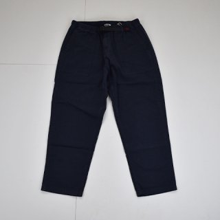 【SALE30%OFF】Gramicci LOOSE TAPERED PANTS [NAVY] グラミチ ルーズテーパード パンツ